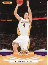 Buy 2009-10 Panini #275 - Luke Walton - Lakers