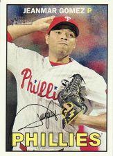 Buy 2016 Topps Heritage #107 - Jeanmar Gomez - Phillies