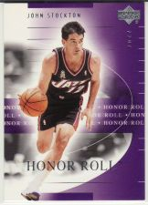 Buy 2001-02 Upper Deck Honor Roll #87 - John Stockton - Jazz