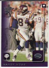 Buy 1999 Leaf Rookies And Stars #108 - Randy Moss - Vikings