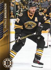 Buy 2015-16 Upper Deck #267 - Patrice Bergeron - Bruins