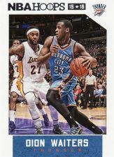 Buy 2015-16 Hoops #149 - Dion Waiters - Thunder