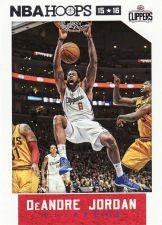 Buy 2015-16 Hoops #49 - DeAndre Jordan - Clippers