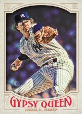 Buy 2016 Gypsy Queen #322 - Goose Gossage - Yankees