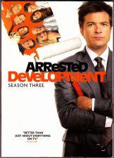 Buy Arrested Development - Season 3 DVD 2009 2-Disc Set - Very Good