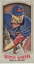 Buy 2016 Gypsy Queen Mini #28 - David Price - Red Sox
