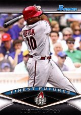 Buy Justin Upton #FF19 - Diamond Backs 2011 Bowman Baseball Trading Card