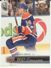 Buy 2014-15 Upper Deck Canvas #C35 - Jordan Eberle - Oilers