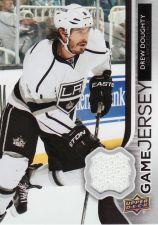 Buy 2014-15 Upper Deck Game Jerseys #GG-DD - Drew Doughty - Kings