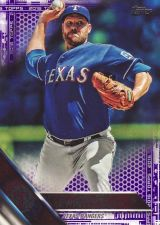 Buy 2016 Topps Toys R Us Parallel #305 - Colby Lewis - Rangers