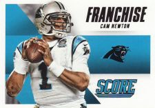 Buy 2015 Score Franchise #9 - Cam Newton - Panthers