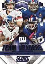 Buy 2015 Score Team Leaders #7 - Giants