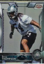 Buy 2015 Topps Chrome #116 - Shaq Thompson - Panthers