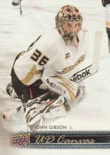 Buy 2014-15 Upper Deck Canvas #C2 - John Gibson - Ducks