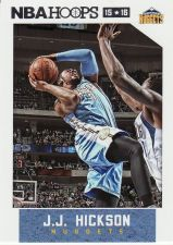 Buy 2015-16 Hoops #123 - J.J. Hickson - Nuggets