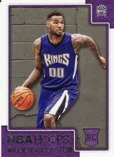 Buy 2015-16 Hoops #276 - Willie Cauley-Stein - Kings