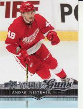Buy 2014-15 Upper Deck #222 - Andrej Nestrasil - Red Wings