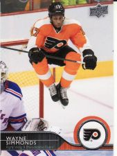 Buy 2014-15 Upper Deck #140 - Wayne Simmonds - Flyers