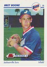 Buy 1991 Line Drive AA #330 - Bret Boone