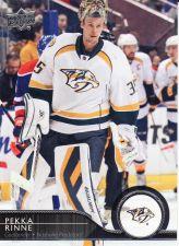 Buy 2014-15 Upper Deck #113 - Pekka Rinne - Predators