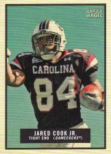 Buy 2009 Topps Magic #242 - Jared Cook Jr. - University of South Carolina