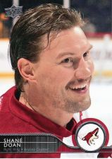 Buy 2014-15 Upper Deck #9 - Shane Doan - Coyotes
