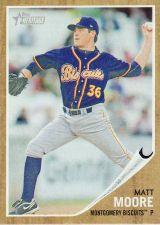 Buy 2011 Topps Heritage Minors #173 - Matt Moore