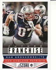 Buy 2013 Score #317 - Rob Gronkowski - Patriots