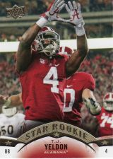 Buy 2015 Upper Deck #74 - T.J. Yeldon - Alabama