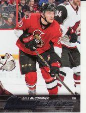 Buy 2015-16 Upper Deck #476 - Max McCormick - Senators
