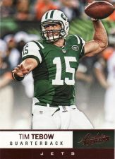 Buy 2012 Absolute Retail #40 - Tim Tebow - Jets