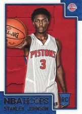 Buy 2015-16 Hoops #267 - Stanley Johnson - Pistons