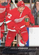 Buy 2015-16 Upper Deck #458 - Andreas Athanasiou - Red Wings