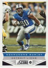 Buy 2013 Score #73 - Ndamukong Suh - Lions