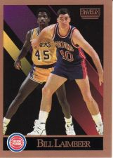 Buy 1990-91 Skybox #90 - Bill Laimbeer - Pistons