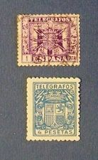 "Buy 1932-1942 Spain ""Telegrafos"" Stamps"