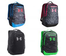 Buy Under Armour Men's Hustle waterproof backpack