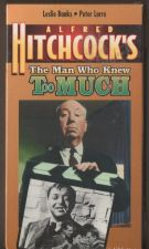 Buy ALFRED HITCHCOCK THE MAN WHO KNEW TOO MUCH VHS NEW SEALED