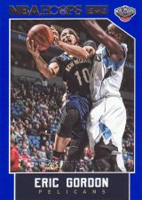 Buy 2015-16 Hoops Blue #259 - Eric Gordon - Pelicans