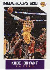 Buy 2015-16 Hoops #172 - Kobe Bryant - Lakers