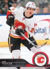 Buy 2014-15 Upper Deck #27 - Jiri Hudler - Flames