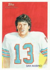 Buy 2009 National Chicle #36 - Dan Marino - Dolphins