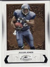 Buy 2009 Donruss Classics #86 - Julius Jones - Seahawks