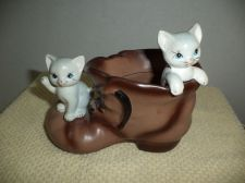 Buy Vintage Enesco Kitten Planter