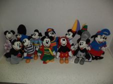 Buy Micky & Minnie Prototype Dolls