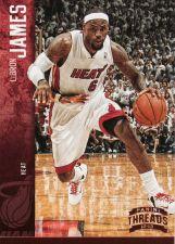 Buy 2012-13 Panini Threads #76 - LeBron James - Heat