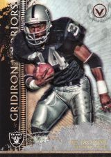 Buy 2015 Topps Valor Gridiron Warriors #GW-BJ - Bo Jackson - Raiders