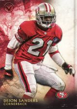 Buy 2015 Topps Valor #78 - Deion Sanders - 49ers
