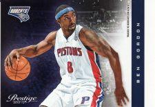 Buy 2012-13 Prestige #57 - Ben Gordon - Bobcats