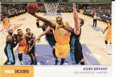 Buy 2012-13 Hoops Action Photos #1 - Kobe Bryant - Lakers